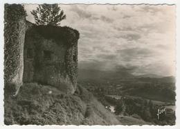 64 -Mauléon-Soulme         Une Aile Du Château-Fort Et La Vallée De La Soule - France