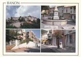 CPA - BANON - ALPES DE HAUTE PROVENCE 04 - Non Circulée - France