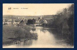Barvaux. Barrage. Pont Sur L'Ourthe. Eglise Du Sacré Coeur De Jésus. 1922 - Durbuy