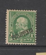 Yvert 176 * Neuf Charnière - Philippines
