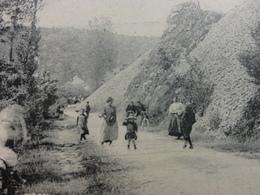 Anhée / Sosoye, Route De Maredsous  1913 - Anhée