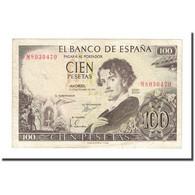 Billet, Espagne, 100 Pesetas, 1965, 1965-11-19, KM:150, SUP - 100 Pesetas