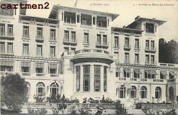 HYERES SAN SALVADOUR 9 OCTOBRE 1905 MONT-DES-OISEAUX 83 VAR - Hyeres