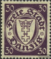 Danzig 247 Mit Falz 1935 Freimarke - Dantzig