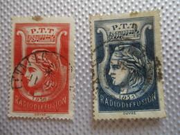 Fiscaux - Revenue Stamps