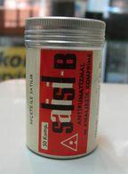AC - SALISIL - B EMPTY MEDICINE VINTAGE TIN BOX - Medical & Dental Equipment