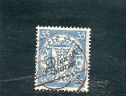 DANTZIG 1924-5 O - Dantzig