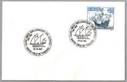 220 Años IMPLANTANCION DEL CORREO 1762-1982. Santa Cruz De Tenerife, Canarias, 1982 - Correo Postal