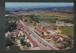 CPM -71- St GERMAIN-DU-PLAIN - VUE GENERALE AERIENNE - - France