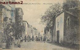 HYERES SAN SALVADOUR 9 OCTOBRE 1905 MONT-DES-OISEAUX 83 VAR - France
