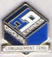 TD EXPRESS - DROUIN - L'ENGAGEMENT TENU - Transportation