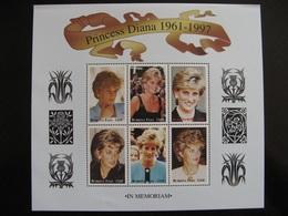 BURKINA FASO: TB Série N° 1036 Et N° 1041, En Feuillet, , NeufXX. - Burkina Faso (1984-...)