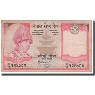 Billet, Népal, 5 Rupees, 2002, KM:46, B - Népal