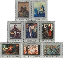 Poland 1864-1871 (complete.issue.) Fine Used / Cancelled 1968 Polish Paintings - 1944-.... République