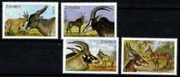 Zambia Nº 558/61 En Nuevo - Zambia (1965-...)