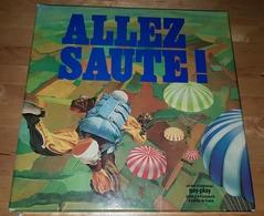 """Rare Jeux """" Allez Saute """" Années 70-80 - Jouets Anciens"""