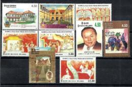 Sri Lanka Nº 1310/18 En Nuevo - Sri Lanka (Ceilán) (1948-...)