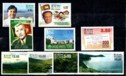 Sri Lanka Nº 1291-1293/6-1297/300 En Nuevo - Sri Lanka (Ceilán) (1948-...)