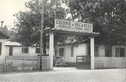 ANDERNOS COLONIE DE VACANCES 33 AUTOMOBILE CITROEN - Andernos-les-Bains