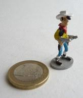 MINI FIGURINE ATLAS EN PLOMB LUCKY LUKE 2008 - Figurines