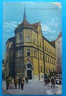 1914-18, SARAJEVO - ST. AUDUSTIN SCHULE, Publisher: LEON FINZI Sarajevo - Bosnia And Herzegovina
