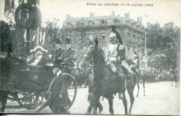 N°66271 -cpa Le Havre Fêtes De Juillet 1909 - Le Havre