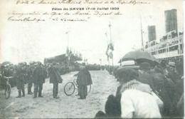 N°66275 -cpa Le Havre Fêtes De Juillet 1909 - Le Havre