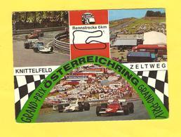 Postcard - Austria, Forula 1, Osterreichring   (V 33558) - Altri