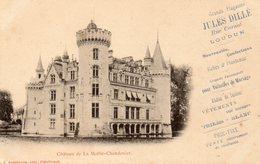LOUDUN - Grands Magasins JULES DILLE - Château De La Mothe-Chandenier - Loudun