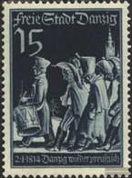 Danzig 304 Gestempelt 1939 Tag Der Briefmarke - Dantzig