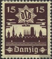 Danzig 268 Gestempelt 1937 Luftschutz - Dantzig