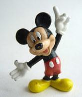 FIGURINE MICKEY MARQUE INCONNUE WALT DISNEY - Disney