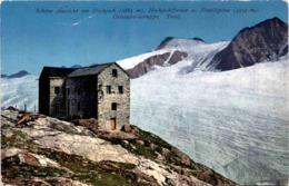 Schöne Aussicht Am Hochjoch - Hochjochferner U. Finailspitze, Oetztaler-Gruppe, Tirol (11568) - Sölden