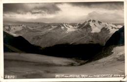 Blick Vom Ramoljoch Auf Wildspitze (2874) - Sölden