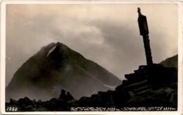 Bildstöckljoch - Schaufelspitze (2886) * 2. - 10.  8. 1930 - Sölden