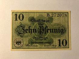 Allemagne Notgeld Osnabruck 10 Pfennig - [ 3] 1918-1933 : Weimar Republic