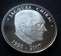 Jacques Chirac 1995-2007, Président De La République - France