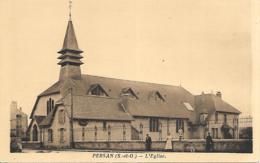 78 PERSAN EGLISE - France