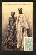 CPA Soint-Louis, Types Accou De Sierra-Léone, Zwei Junge Frauen Aus Dem Senegal - Non Classificati