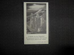 Doodsprentje ( F 619 ) De Waele / Hallaert  - Ruysselede Ruiselede  -  Gent  -  1933 - Décès
