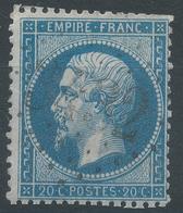 Lot N°44961  N°22, Oblit GC 3432 Sommevoire, Haute-Marne (50), Ind 7 - 1862 Napoleon III