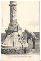 BIR REMTSA. MONUMENT AUX MORTS DU COMBAT DU 25/26/09 1915 - Tunisie