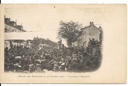 MARCHE DES MIDINETTES DU 25 OCTOBRE 1903. ARRIVEE A NANTERRE - Nanterre