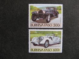 BURKINA FASO: TB Paire PA N° 284 Et N° 285 , Neufs XX. - Burkina Faso (1984-...)