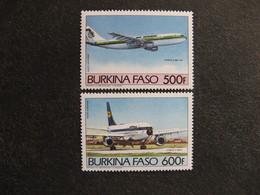 BURKINA FASO: TB Paire PA N° 286 Et N° 287 , Neufs XX. - Burkina Faso (1984-...)