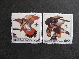 BURKINA FASO: TB Paire PA N° 288 Et N° 289 , Neufs XX. - Burkina Faso (1984-...)