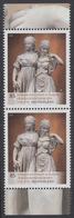 !a! GERMANY 2018 Mi. 3416 MNH Vert.PAIR W/ Bottom & Top Margins - Treasuries From German Museums: Group Of Princesses - Ungebraucht