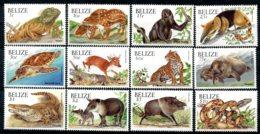 Belize              118/129  **    Faune - Belize (1973-...)