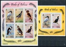 Belize           Blocs 14 Et 15   **   Oiseaux - Belize (1973-...)