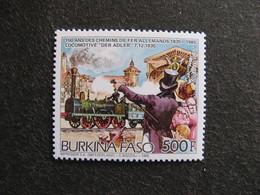 BURKINA FASO: TB PA N° 319, Neuf XX. - Burkina Faso (1984-...)